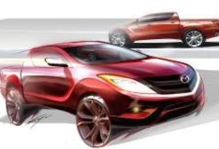 Mazda anunta premiera mondiala a noului pick-up BT-50