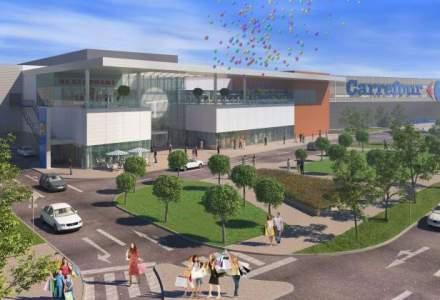 Mall-ul Centrum Timisoara obtine autorizatia de constructie: lucrarile incep din primavara. Cand va fi gata proiectul de 90 mil. EUR din vestul tarii?