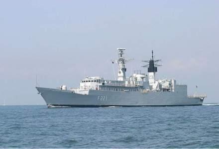 Compania suedeza Saab AB, interesata de modernizarea fregatelor romanesti Ferdinand si Maria