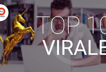 Top 10 virale pe Wall-Street.ro