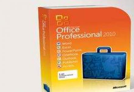 Vanzarile pe plan local de Office 2010, peste asteptarile Microsoft