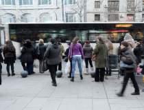 Traseele a noua autobuze care...