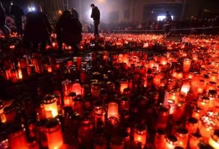 Inca o victima a incendiului din Colectiv si-a pierdut viata. Numarul celor decedati a ajuns la 61