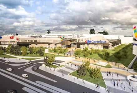 Un nou mall rasare in Capitala: proiectul de 60 mil. EUR al familiei Pogonaru, gata in toamna lui 2016