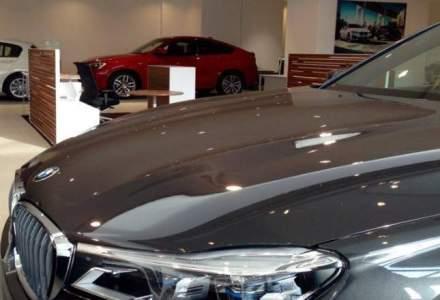 Un dealer Dacia intra pe piata premium dupa investitii de 2 MIL. euro intr-un showroom BMW