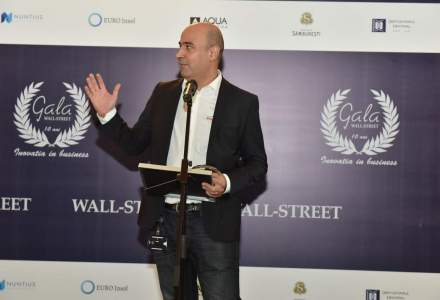 Bitdefender, votata cea mai inovatoare companie cu capital autohton la Gala Wall-Street