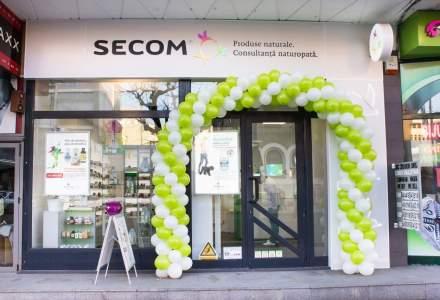 Secom inaugureaza un magazin la Bacau in urma unei investitii de 40.000 de euro si ajunge la o retea de 8 unitati