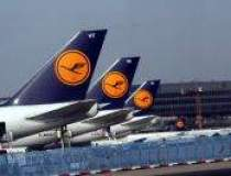 Lufthansa, crestere de 9% a...