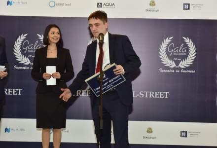 Gala Wall-Street.ro: Organizatia anului in piata de capital