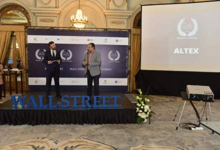 Gala Wall-Street 10 ani: Inovatia, ca strategie de business
