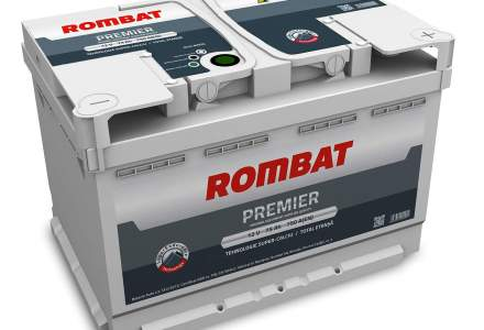 (P) Cea mai noua unitate de productie ROMBAT a produs bateria cu numarul 1.000.000