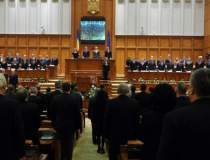 Parlamentul a adoptat bugetul...
