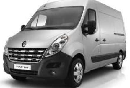 Renault lanseaza noul Master in Romania