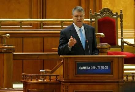 Bugetul de stat si bugetul asigurarilor sociale pentru 2016, promulgate de presedintele Iohannis
