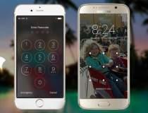 iOS versus Android. Cine...