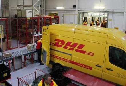 DHL a investit aproape 1 MIL. euro intr-un terminal nou pe Aeroportul din Timisoara