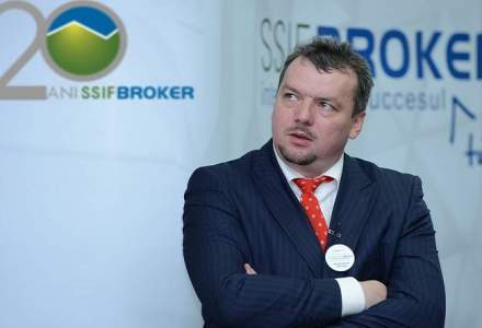 Grigore Chis, schimbat de la conducerea Broker Cluj dupa sase ani la sefia casei de brokeraj