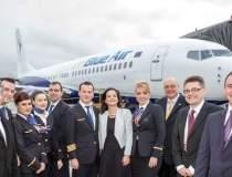 Blue Air a inaugurat ruta...