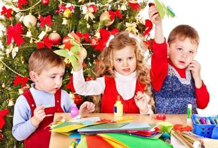 Cadouri de Craciun sau cum iti motivezi oamenii: 1 din 2 companii ofera cadouri pentru copiii angajatilor