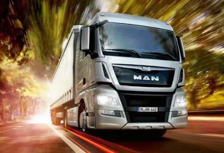 MHS lanseaza un brand pentru finantarea camioanelor MAN