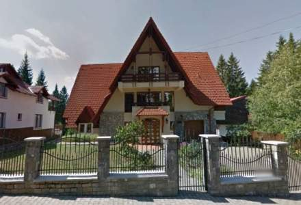 Fiscul a vandut vila din Predeal a Cameliei Voiculescu. O familie din Bucuresti, singurul participant la licitatie, a oferit pretul de pornire