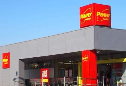 Penny deschide cinci magazine si termina anul cu o retea de 173 de unitati