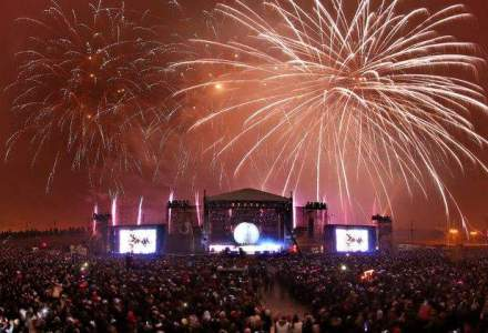 Revelion 2016 in Bucuresti: O singura petrecere in aer liber, in Parcul Titan