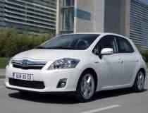 Toyota a lansat modelul Auris...