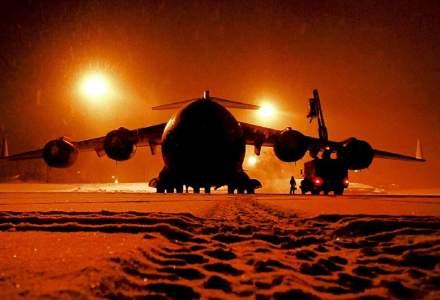 Intarzieri de 30 de minute la decolare pe Aeroportul Otopeni: pana in acest moment nu sunt curse anulate din cauza vremii