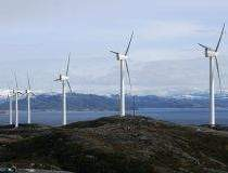 Parcul eolian de 1,1 mld....