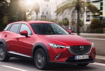 Mazda a vandut anul trecut 1.100 de masini in Romania