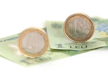 Leul a batut pasul pe loc la inceput de an. ING se asteapta la un curs leu/euro de 4,45 in T1