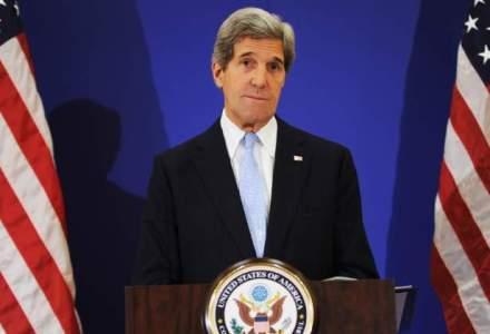 """John Kerry: Presupusul test din Coreea de Nord, """"act provocator""""; nu vom tolera dotarea cu arme nucleare"""