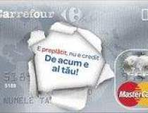 Carrefour introduce carduri...