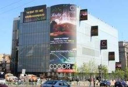 Cocor va incasa 5 mil. euro din chiriile centrului comercial