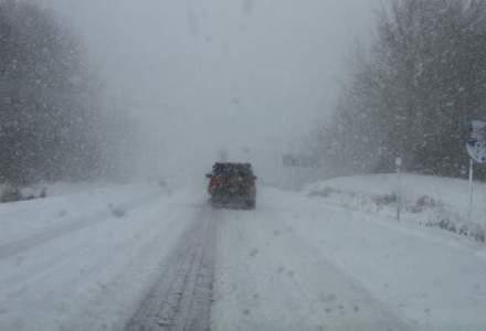 IGPR: 12 administratori de drumuri din Dambovita, Olt, Giurgiu, amendati pentru necuratarea drumurilor