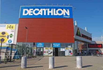 Decathlon au ajuns la afaceri de jumatate de miliard de lei anul trecut