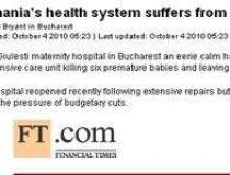 Financial Times: Sistemul...