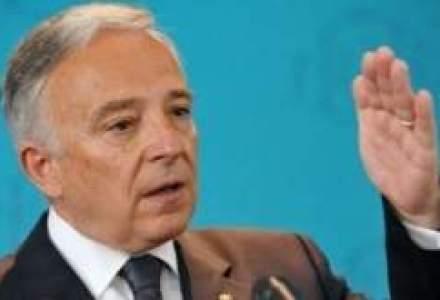 Isarescu: Agentiile de rating coteaza Romania pentru ceea ce face, nu pentru ce face in exces