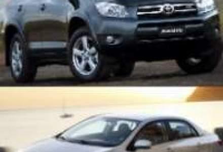 Toyota a reparat jumatate din cele 10 milioane de masini rechemate din toamna anului trecut