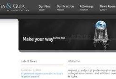 Casa de avocatura Lina & Guia isi dezvolta practica de litigii