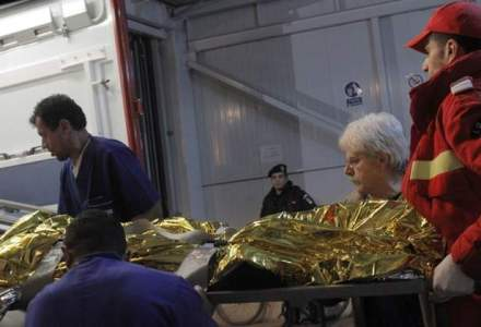 Explozia din Chisinau: trei pacienti cu arsuri grave sunt transportati la Bucuresti cu o aeronava Spartan