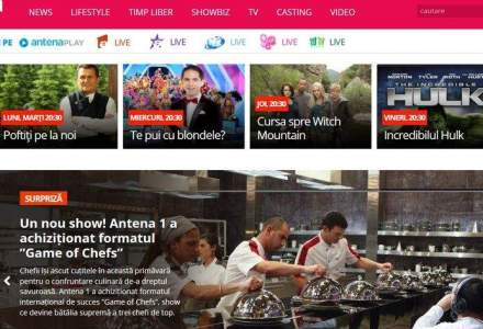 Antena TV Group isi modifica actionariatul, iar Antena 3 isi muta sediul social