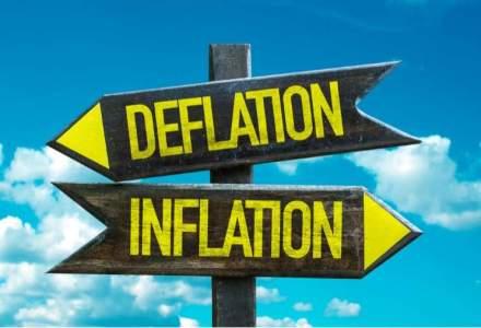 Preturile de consum au crescut in decembrie cu 0,1%, rata anuala a inflatiei ajungand astfel la -0,9%