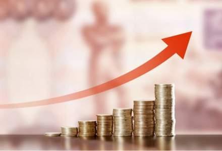 Castigul salarial a crescut in noiembrie cu 2,5% fata de luna anterioara