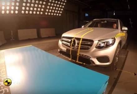 Verdictul Euro NCAP: cele mai bune masini din clasa lor testate in 2015