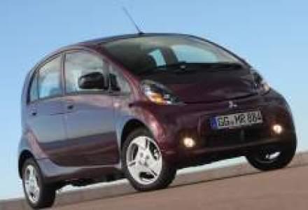 Mitsubishi Motors incepe productia de vehicule electrice pentru Europa
