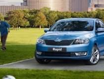 Inmatricularile auto in UE au...