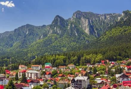 Busteni, primul oras din Romania care va fi reabilitat termic in intregime. Capitala se apropie de un nou record