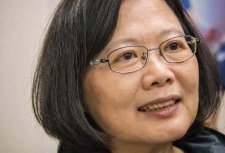 Tsai Ing-wen, aleasa prima presedinta din istoria Taiwan